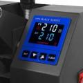 """HPN Black Series 16"""" x 24"""" High Pressure Heat Press Machine"""