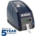 BRADY IP 600 INDUSTRIAL TT PRINTER - 600 DPI